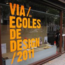 VIA des écoles de Design