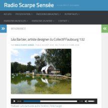Radio Scarpe Sense