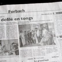 Le Républicain Lorrain, Forbach