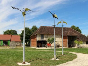 Machines Poétiques – Design rural, vecteur de lien social.