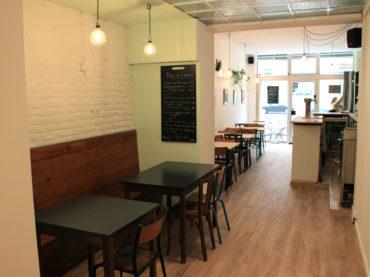 Brasserie Le Toc, aménagement intérieur